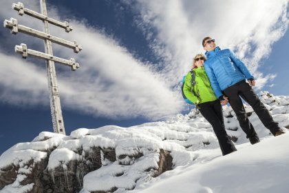Winterwandern & Nordic Walking