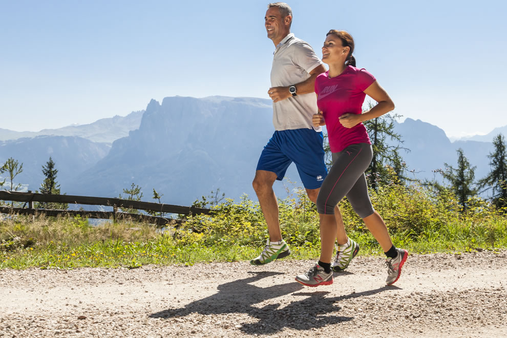Nordic Walking e Running